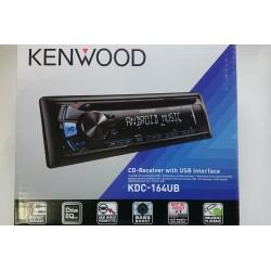 Radio samochodowe Kenwood KDC-164UB